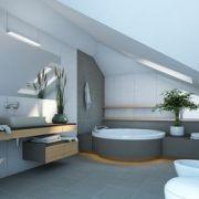 Aménager une salle de bain familiale