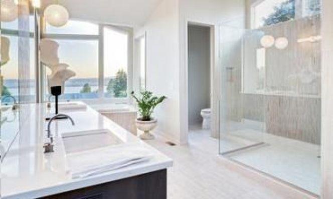 une salle de bains parentale - Salle De Bain Dans Chambre Parentale