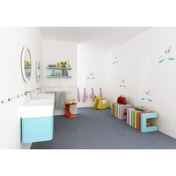 am nager une salle de bains pour enfants. Black Bedroom Furniture Sets. Home Design Ideas
