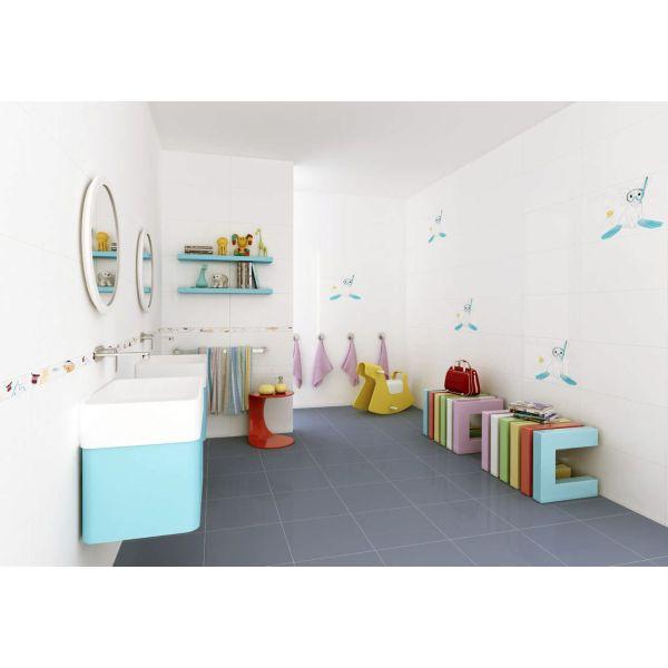 Am nager une salle de bains pour enfants - Temperature salle de bain pour bebe ...