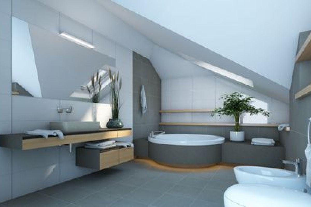 Baignoire Sous Les Combles aménager une salle de bains sous les combles