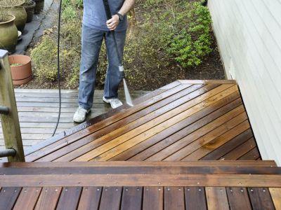 L'anti-mousse pour terrasse