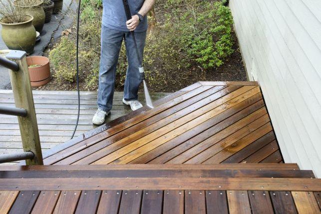 Anti-mousse pour terrasse
