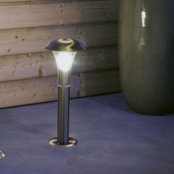 Borne ext rieure inspire par leroy merlin - Leroy merlin luminaire exterieur ...