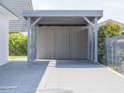 Carport et mitoyenneté : les distances légales avec le voisinage