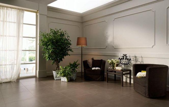 Ce charmant carrelage en grès cérame donnera un aspect très contemporain à votre pièce. © Porto Venere