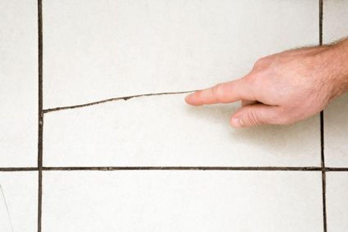 Réparer Un Carreau De Carrelage Fissuré carrelage qui fissure, que faire ?