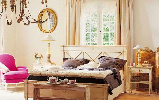 Chambre à coucher Sorgues © Roche Bobois