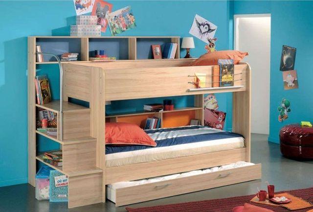 Chambre d\'enfant Bibop par Conforama