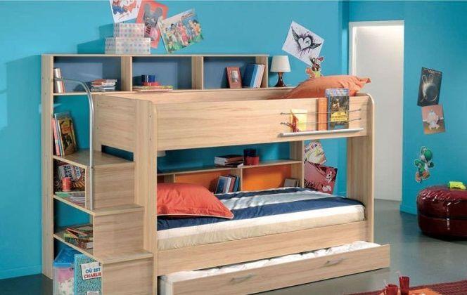 Chambre d'enfant Bibop par Conforama © Conforama
