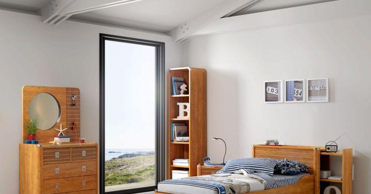 chambre d 39 enfant par gautier. Black Bedroom Furniture Sets. Home Design Ideas