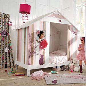 Chambre d'enfant Violette par Maisons du Monde