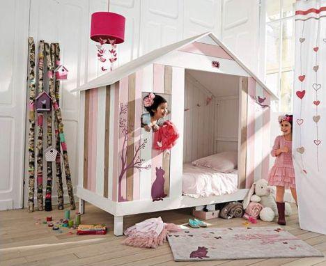 Chambre d 39 enfant violette par maisons du monde - Voir la plus belle maison du monde ...