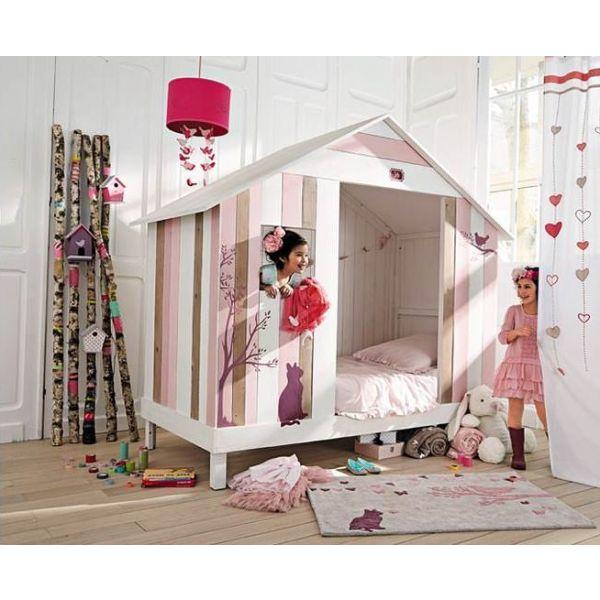 Chambre d 39 enfant violette par maisons du monde - Chambres maison du monde ...