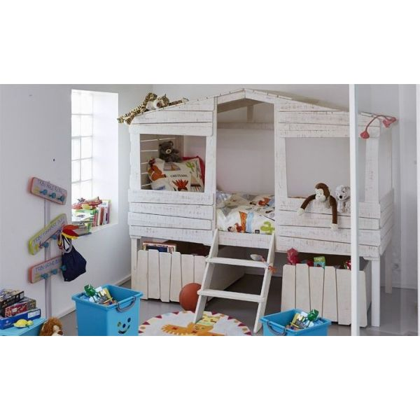 chambre d 39 enfant woody par alin a. Black Bedroom Furniture Sets. Home Design Ideas