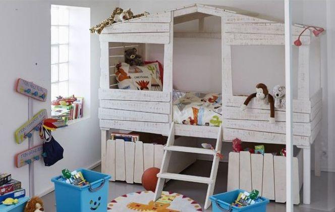Chambre d'enfant Woody par Alinéa © Alinéa