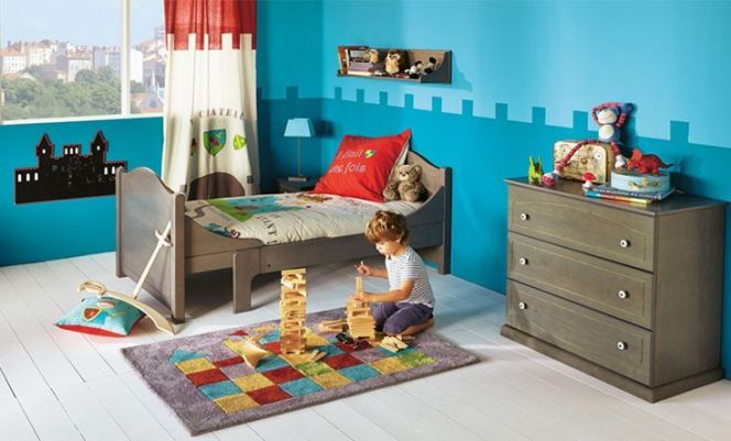 id es d co pour une chambre de gar on chambre enfant. Black Bedroom Furniture Sets. Home Design Ideas