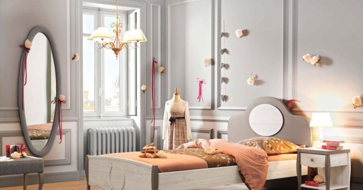Id es d co pour une chambre de fille chambre enfant demoiselle par gautier - Chambre enfant gautier ...