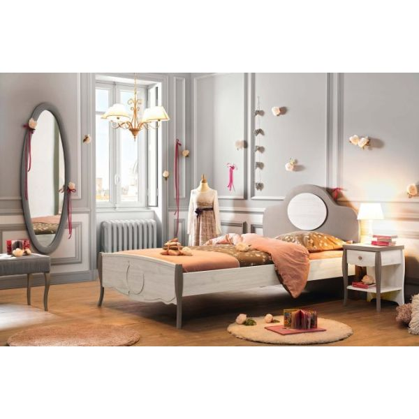chambre enfant demoiselle par gautier. Black Bedroom Furniture Sets. Home Design Ideas