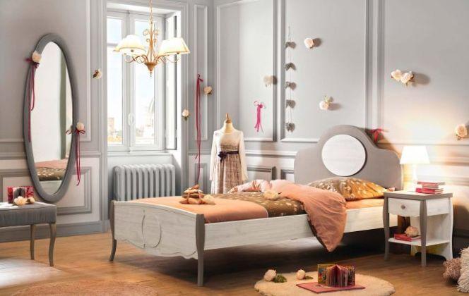 Chambre enfant Demoiselle par Gautier © Gautier