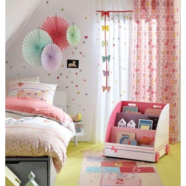 chambre enfant miss tigri par verbaudet. Black Bedroom Furniture Sets. Home Design Ideas