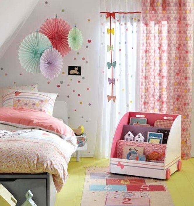 id es d co pour une chambre de fille chambre enfant miss tigri par verbaudet. Black Bedroom Furniture Sets. Home Design Ideas