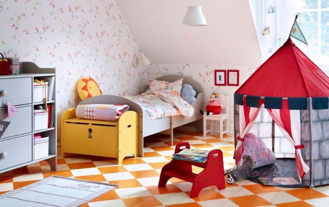 Chambre enfant par Ikea