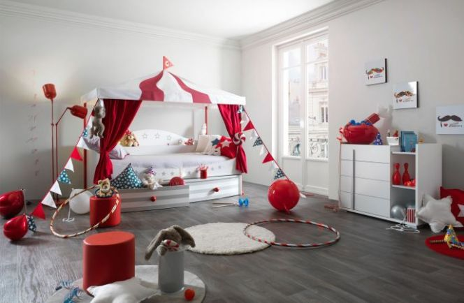 Idées déco pour une chambre de garçon - Chambre enfant ...