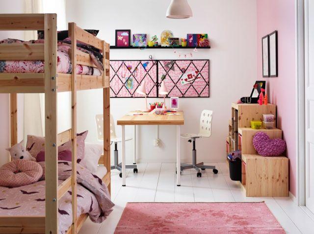 Chambre Pour 2 Enfants Par Ikea