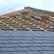 Changer la pente d'un toit