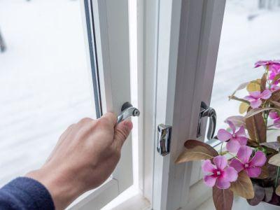 Changer ou inverser le sens d'ouverture d'une fenêtre
