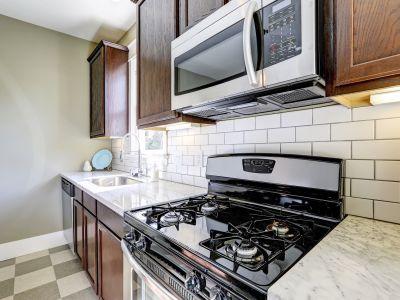 Choisir une gazinière de cuisine