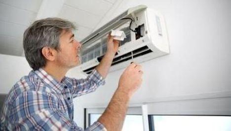 Climatiseur d'une maison qui ne refroidit plus, que faire ?