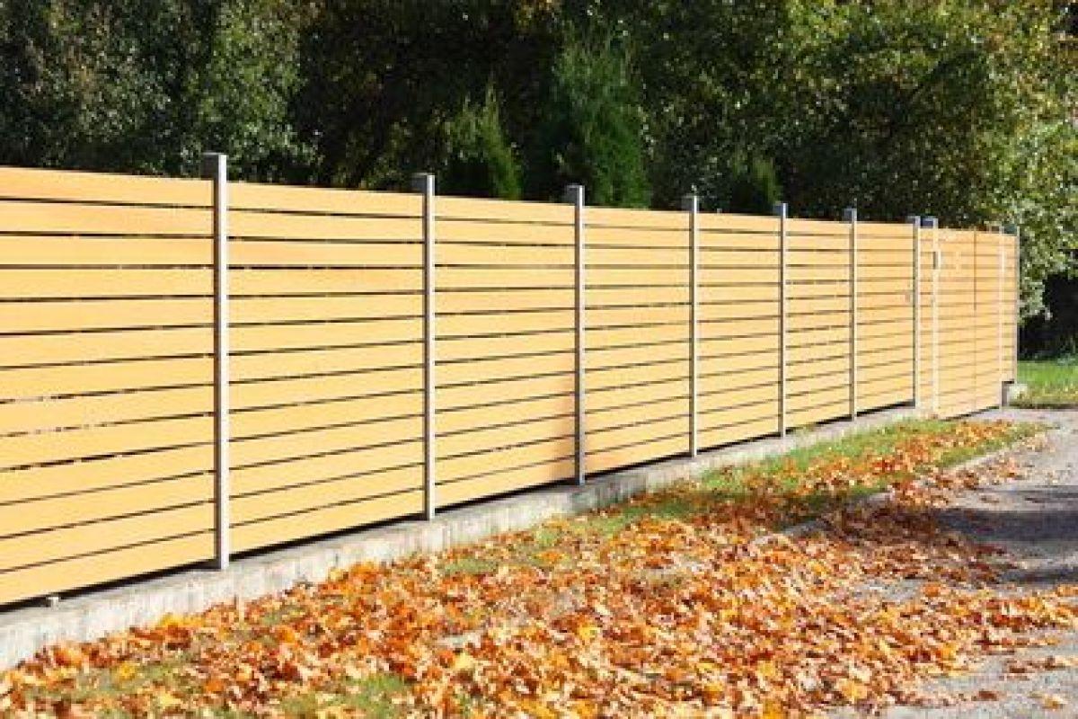 Hauteur Maximum Mur De Séparation clôture : les hauteurs maximales autorisées