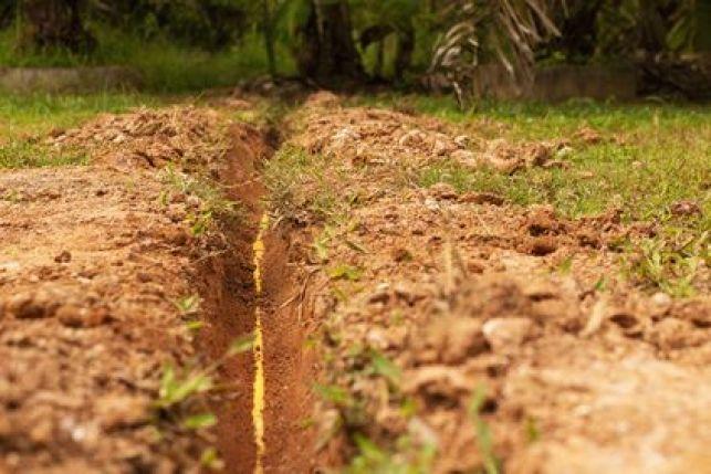 Combien coûte le drainage d'un terrain ? Prix des travaux