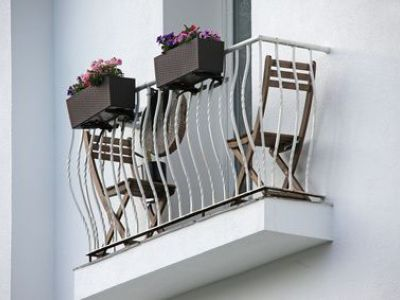 Comment aménager un balcon étroit ?
