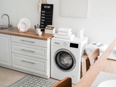 Comment aménager un coin buanderie dans une cuisine ?