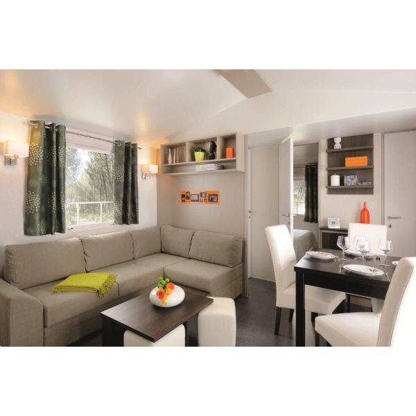 comment am nager un mobil home. Black Bedroom Furniture Sets. Home Design Ideas