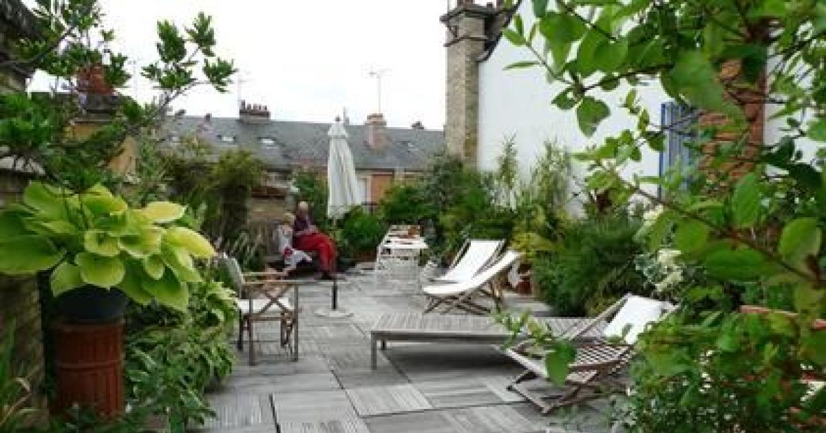 Comment am nager un petit jardin de ville for Amenager son jardin zen