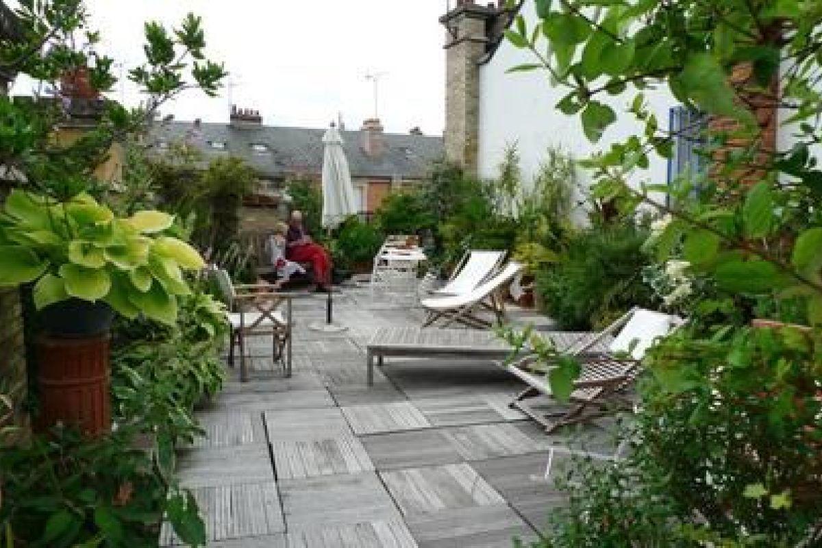 Photo Jardin Zen Chez Particulier comment aménager un petit jardin de ville