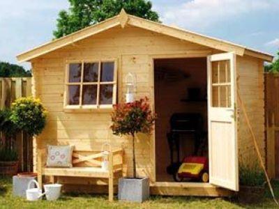 Comment aménager une cabane de jardin ?