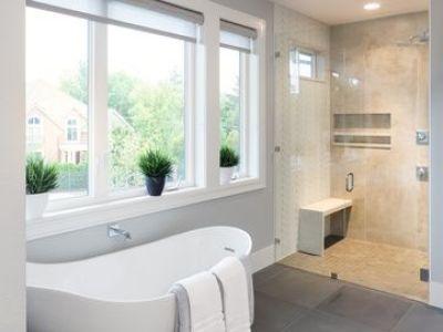 Comment aménager une salle de bain tout en longueur ?
