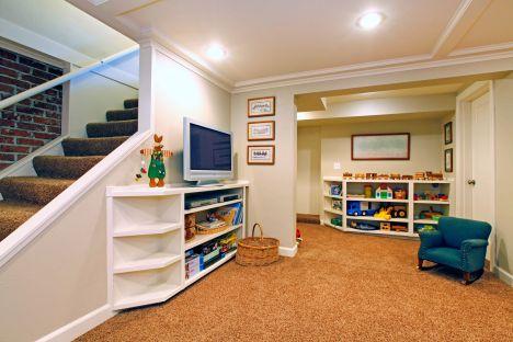 """Comment bien aménager le sous-sol de sa maison<span class=""""normal italic"""">© Fotolia.com</span>"""