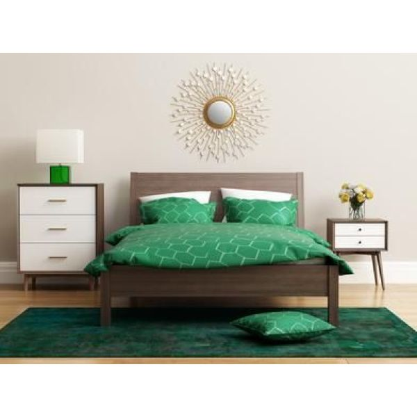 comment bien am nager une chambre en longueur. Black Bedroom Furniture Sets. Home Design Ideas