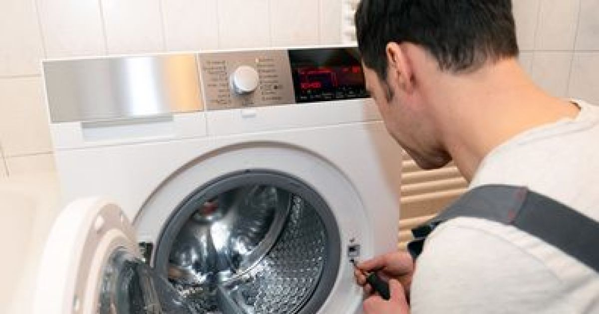 Comment brancher et raccorder un lave linge for Comment nettoyer son lave linge