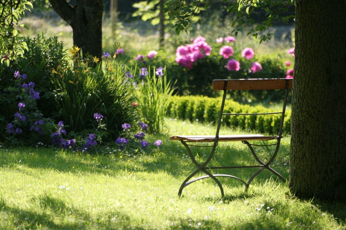 Photo Jardin Zen Chez Particulier comment créer un jardin à l'anglaise chez-soi ?