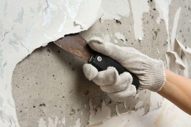 Comment enlever un crépi sur un mur ?