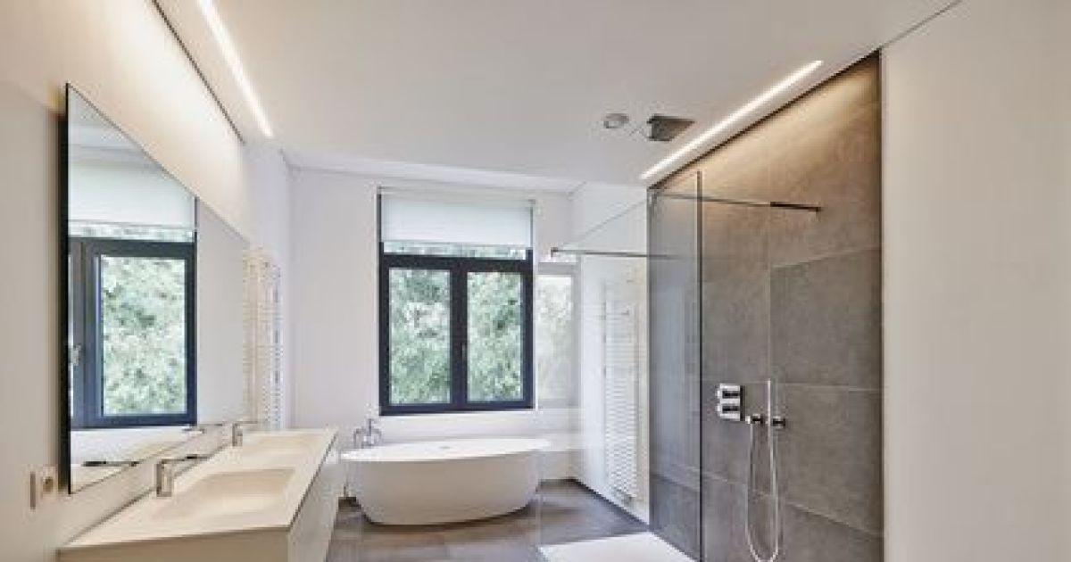 Comment viter la condensation dans une salle de bain - Condensation dans une maison ...