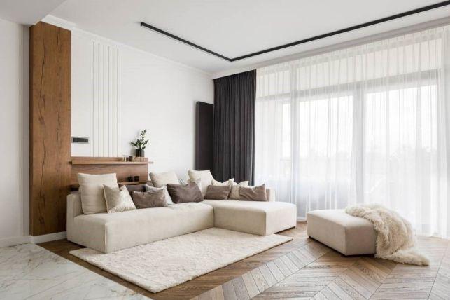 Comment mettre en valeur un canapé d'angle design ?