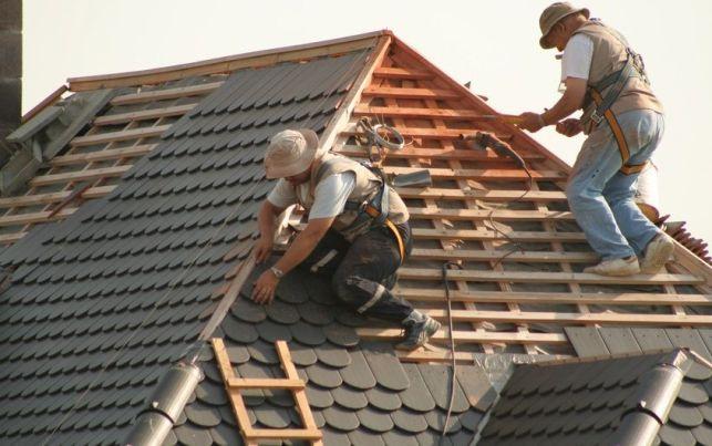 Comment monter sur un toit ?